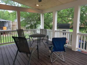 Sunroom and Screen/Porch and Deck